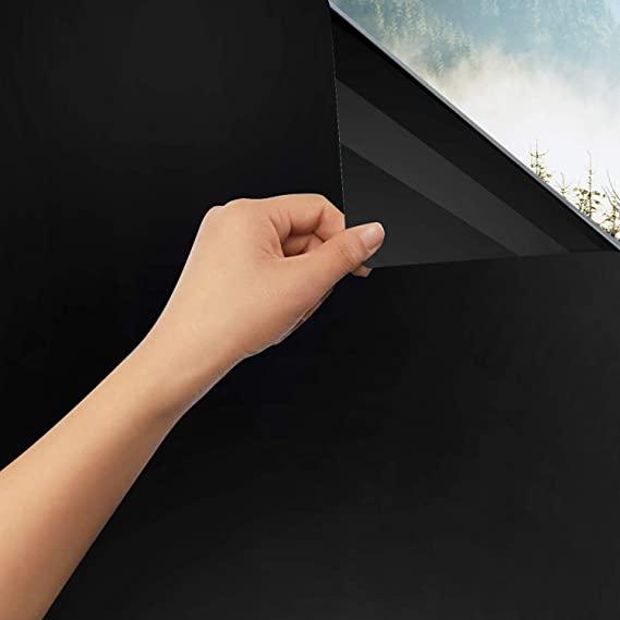 Bild zu 35% Rabatt auf die blickdichten EINFEBEN Verdunklungs-Fensterfolien