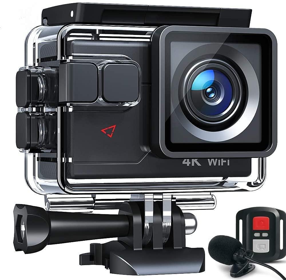 Bild zu 4K Action-Cam Victure AC700 mit Remote-Control für 48,99€