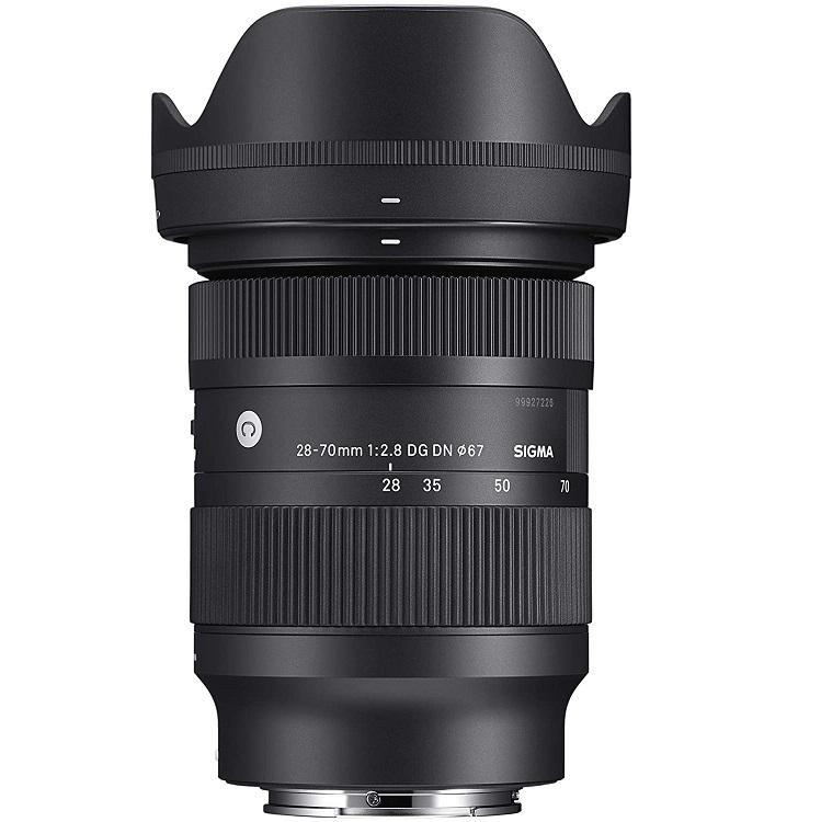 Bild zu Sigma 28-70mm F2,8 DG DN Contemporary (Sony-E Bajonett) für 764,11€ (Vergleich: 848,99€)