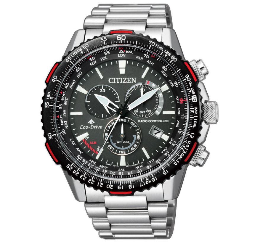 Bild zu Citizen Promaster Sky CB5001 Eco Drive Herrenchronograph mit Saphirglas für 337,31€ (VG: 377,31€)