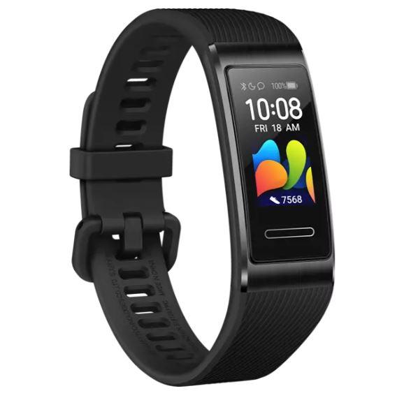Bild zu Huawei Band 4 Pro – Fitness-Aktivitätstracker (All-in-One Smart Armband, Herzfrequenz- und Schlafüberwachung, GPS, Touch Display, 5 ATM wasserfest) ab 19€ (VG: 47,99€)