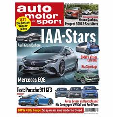 """Bild zu Jahresabo der Zeitschrift """"auto motor und sport"""" für 127,30€ + bis zu 120€ Prämie"""