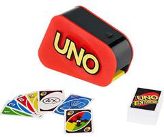 Bild zu Mattel UNO Extreme (für 2 bis 10 Spieler) für 24,99€ (Vergleich: 35,99€)
