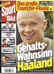 Bild zu Schnupperabo für 6 Monate (25 Ausgaben) SportBild für 0€ (Kündigung notwendig)