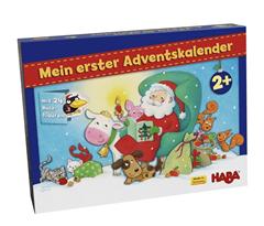 Bild zu Mein erster Adventskalender: Weihnachten auf dem Bauernhof für 13,93€ (VG: 24,99€)