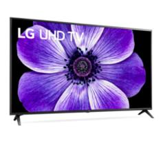 Bild zu LG 49UN71006LB (49 Zoll) UHD Fernseher (4K, Triple Tuner (DVB-T2/T,-C,-S2/S), Active HDR, 50 Hz, Smart TV) für 389€ (Vergleich: 435,97€)