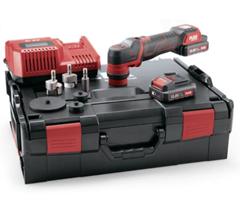 Bild zu Flex Akku-Exzenterpolierer PXE 80 10.8-EC Set für 314,10€ (Vergleich: 348,96€)