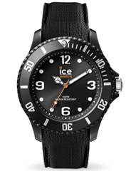 Bild zu Amazon.fr: Ice-Watch – ICE sixty nine Black (Silikonarmband, 44mm) für 26,87€ (Vergleich: 49,56€)