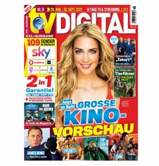 Bild zu [Leserservice Deutsche Post] Jahresabo TV Digital XXL für 62,60€ + bis zu 60€ Prämie