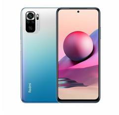 Bild zu Saturn Smartphone Purzelpreise, z.B. XIAOMI REDMI NOTE 10S 128 GB Ocean Blue Dual SIM ab 199€ (VG: 225,99€)