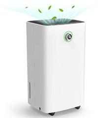 Bild zu Tacklife Luftentfeuchter (12L/T, 2 Betriebsmodi, Touch-Display) für 89,99€