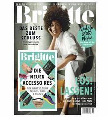 """Bild zu Deutsche Post Leserservice: Jahresabo """"Brigitte"""" für 94,90€ + bis zu 95€ Prämie"""