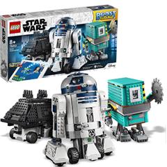 Bild zu LEGO Star Wars 75253 BOOST Droide (App-gesteuerte und programmierbare Roboter) für 145,99€ (Vergleich: 182,98€)