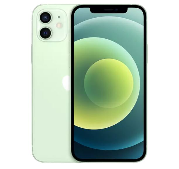Bild zu Apple iPhone 12 mini 64GB Dual-SIM Grün für 548,44€ (VG: 598,44€)