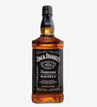 Bild zu 2x Jack Daniel's Old No.7 (Black Label) 40% 1L für zusammen nur 43,80€ (VG: 49,88€)