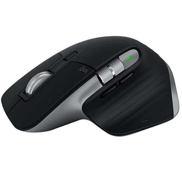Bild zu Logitech MX Master 3 Advanced Bluetooth Maus (optisch, ergonomisch) für 63,20€ (VG: 77,93€)