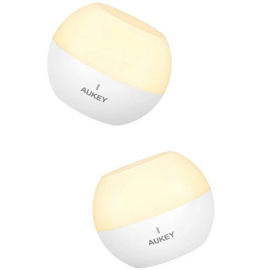 Bild zu Tischlampe AUKEY LT-ST23 mit Touchbedienung im Doppelpack für 14,80€