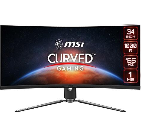 Bild zu 34 Zoll Curved Gaming-Monitor MSI MPG Artymis 343CQRDE für 681,95€ (Vergleich: 806,99€)