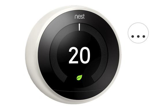 Bild zu Nest Learning Thermostat 3. Generation für 175,90€ (Vergleich: 230€)