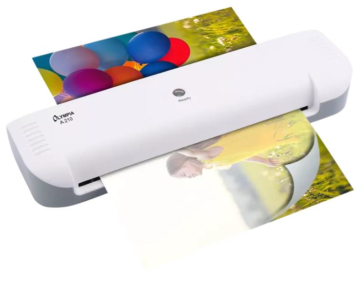 Bild zu OLYMPIA A 210 Laminiergerät ab 10€ (VG: 18,30€)