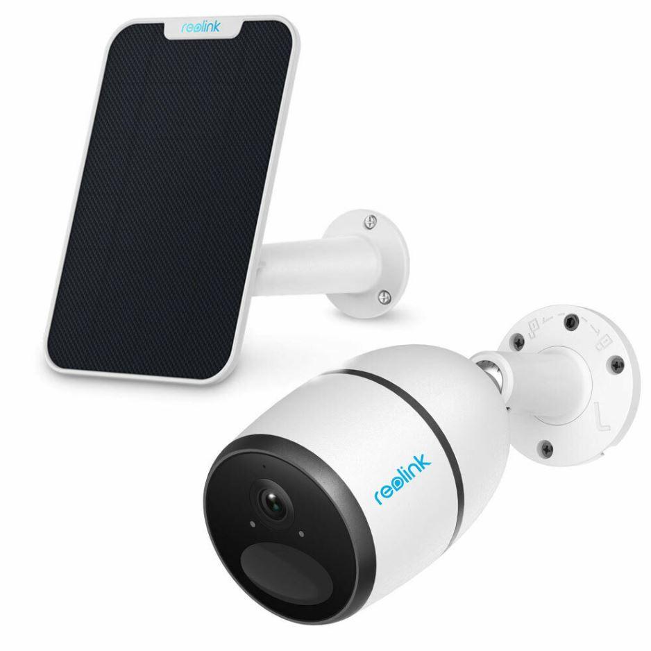 Bild zu Reolink Go Mobile 4G LTE Mobilfunknetz Full HD Überwachungskamera + Solarpanel für 179,95€ (VG: 286,36€)
