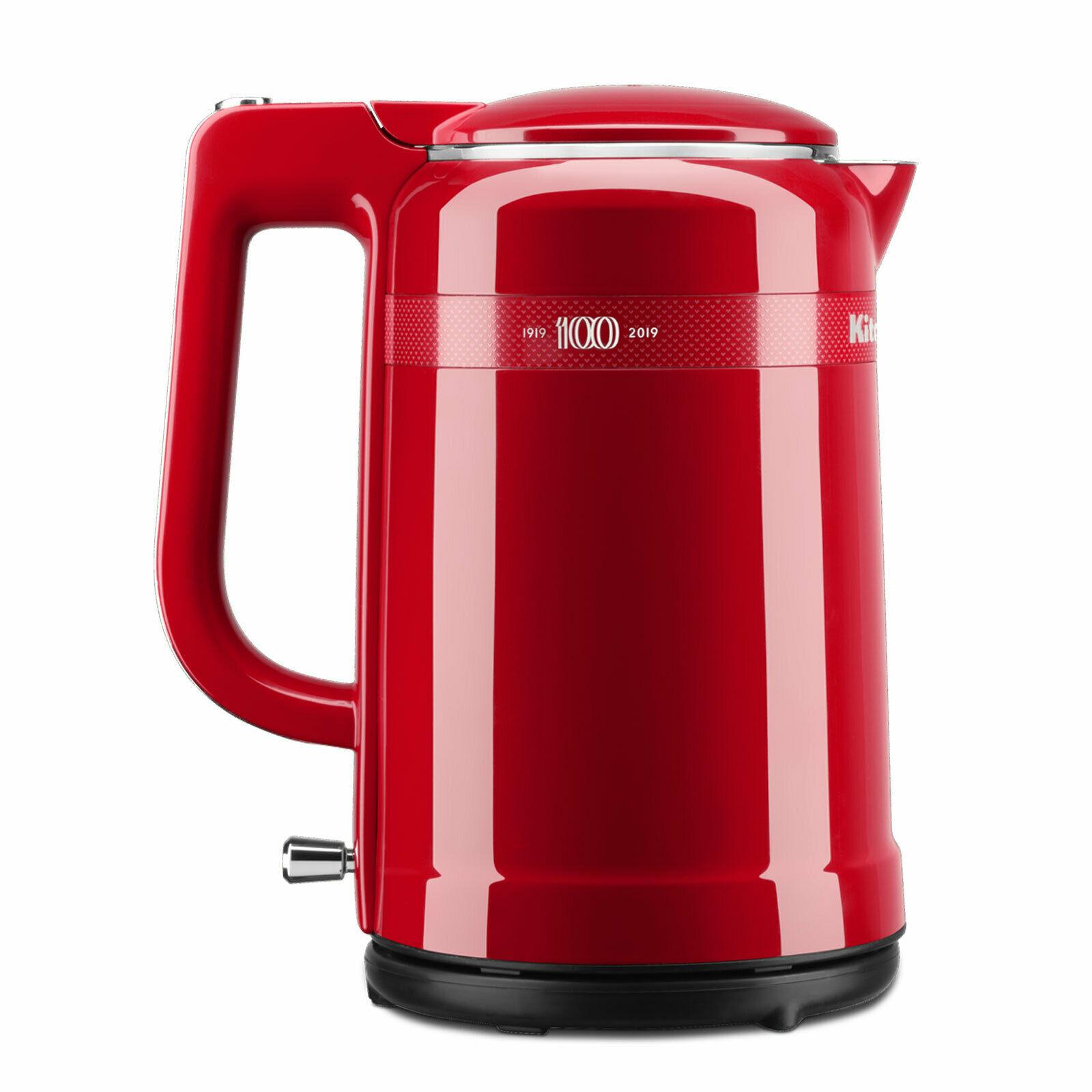 Bild zu 1,5 Liter Wasserkocher KitchenAid 5KEK1565HESD für 71,99€ (Vergleich: 109€)
