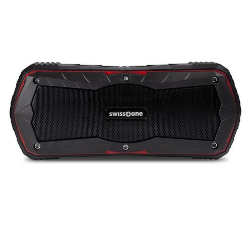 Bild zu Bluetooth-Lautsprecher Swisstone BX 310 mit Powerbank-Funktion für 19,99€ (Vergleich: 32,35€)