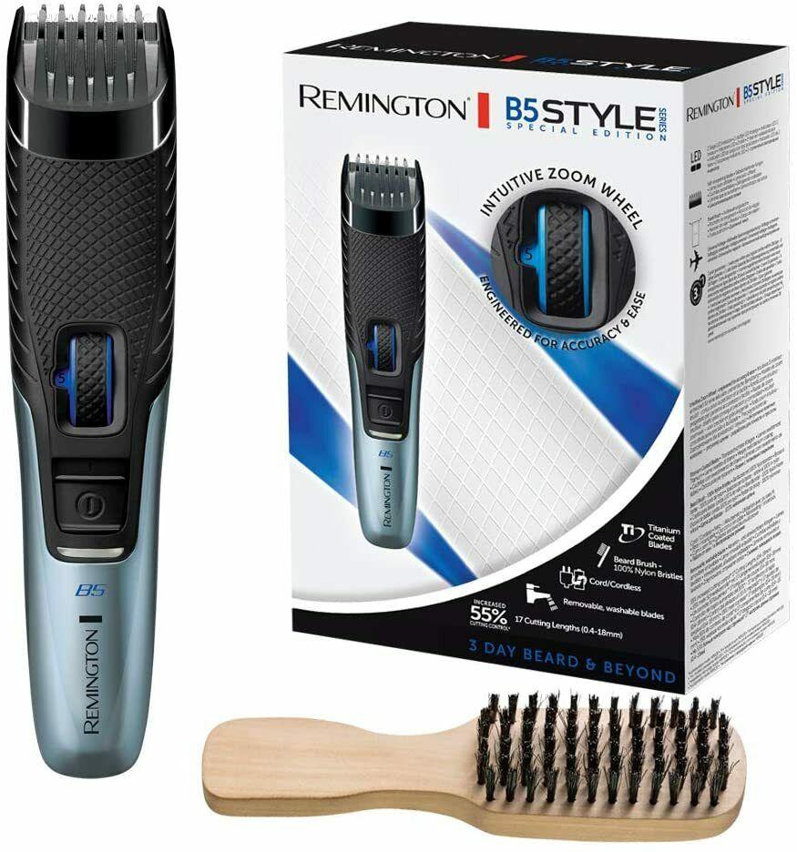 Bild zu Akku Haarschneidemaschine Remington MB4110 für 29,99€ (Vergleich: 39,96€)