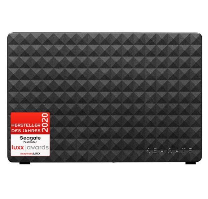 Bild zu Seagate Expansion Desktop Festplatte 12 TB (3.5 Zoll, USB 3.0, PC & Notebook, inkl. 2 Jahre Rescue Service) für 235,99€ (VG: 303,89€)