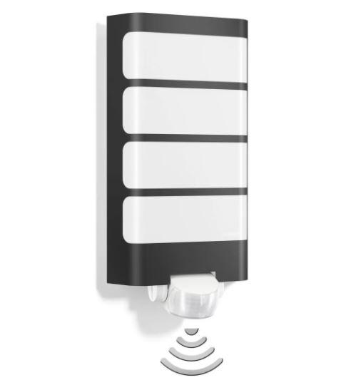 Bild zu Steinel L244 Außenleuchte 7,5W mit Bewegungsmelder für 48,99€ (VG: 75€)