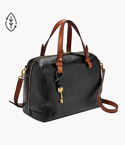 Bild zu Damen Handtasche Fossil Satchel Rachel in verschiedenen Farben für je 57,46€ (Vergleich: 115€)