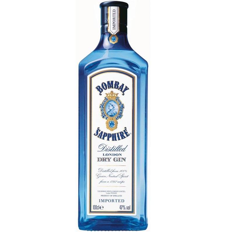 Bild zu 1,0l Bombay Sapphire London Dry Gin 47% für 24,85€ (Vergleich: 28,87€)