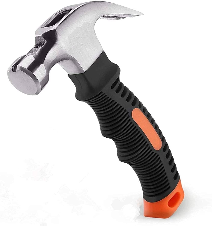 Bild zu Tacklife Mini-Hammer mit magnetischem und rutschfestem Kopf für 7,49€