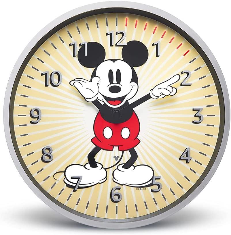 Bild zu Amazon Echo Wall Clock Disney Micky-Maus Sonderedition für 37,49€ (Vergleich: 49,99€)
