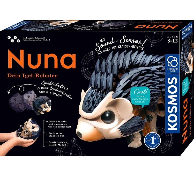 Bild zu Kosmos Nuna Bionik-Modell Experimentierkasten 62006 für 25€ (Vergleich: 33,99€)