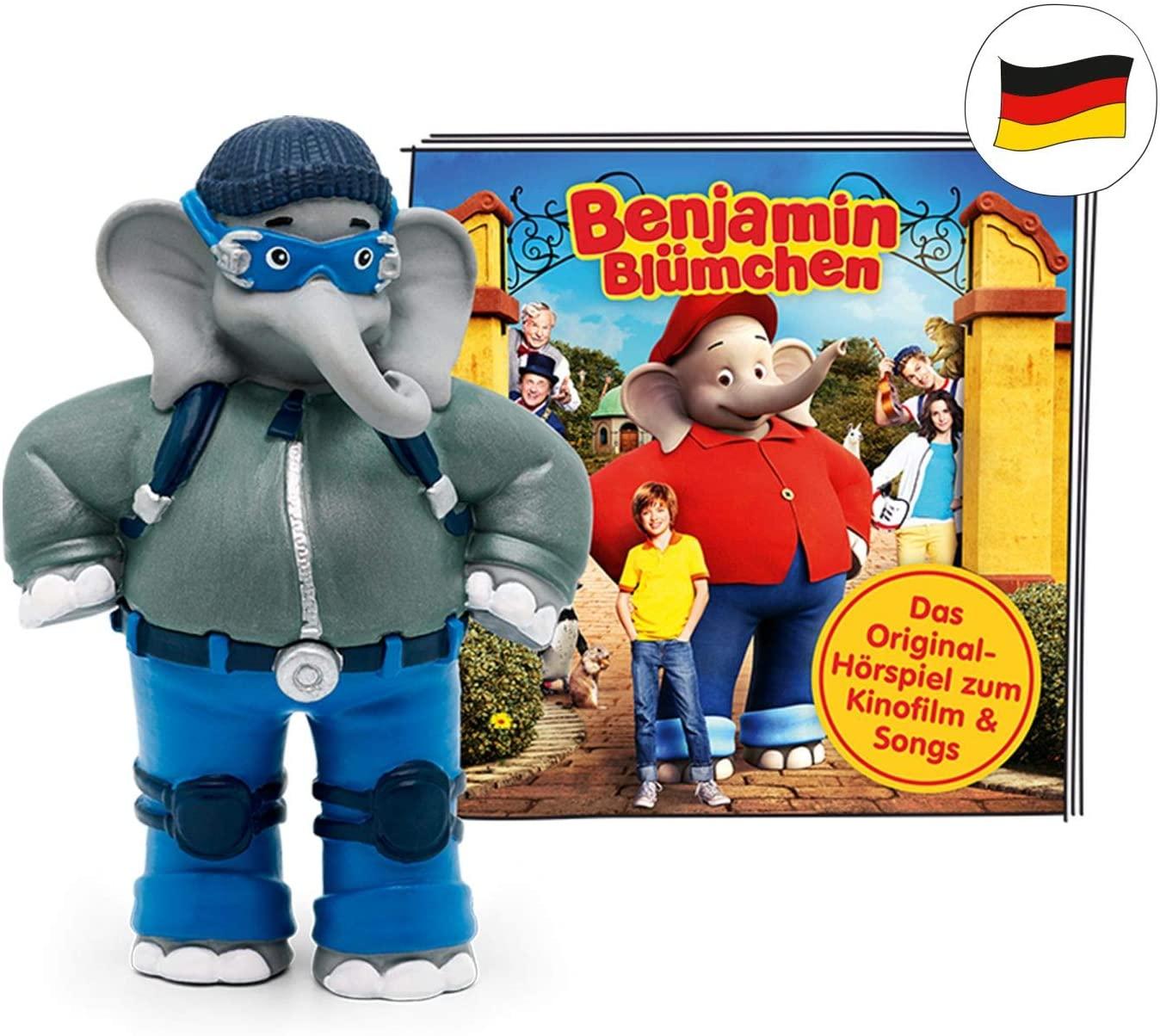 Bild zu Tonies Hörfigur Benjamin Blümchen, Der Film – Hörspiel zum Kinofilm für 10,99€ (Vergleich: 15,02€)