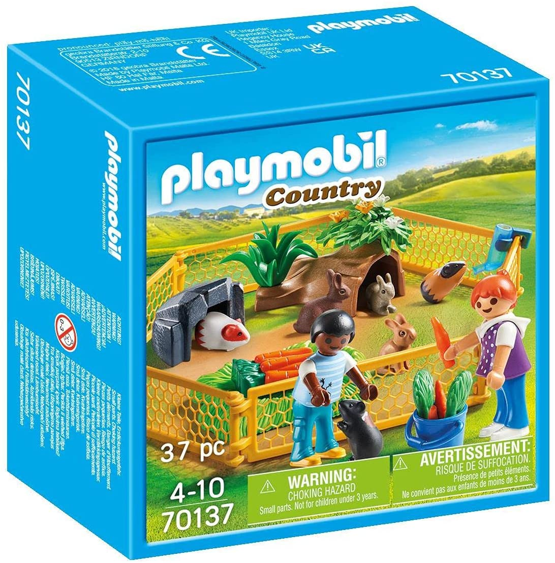 Bild zu Playmobil Country Kleintiere im Freigehege (70137) für 7,99€ (Vergleich: 13,48€)