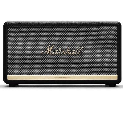 Bild zu Bluetooth Lautsprecher Marshall Stanmore II für 231,88€ (Vergleich: 269€)