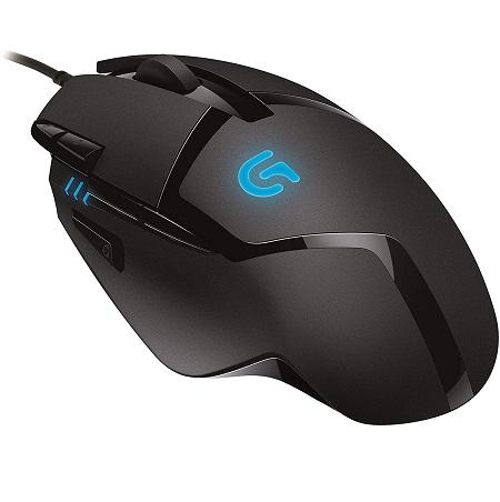 Bild zu Gaming-Maus Logitech G402 Hyperion Fury mit 8 programmierbaren Tasten für 28,98€ (Vergleich: 38,70€)