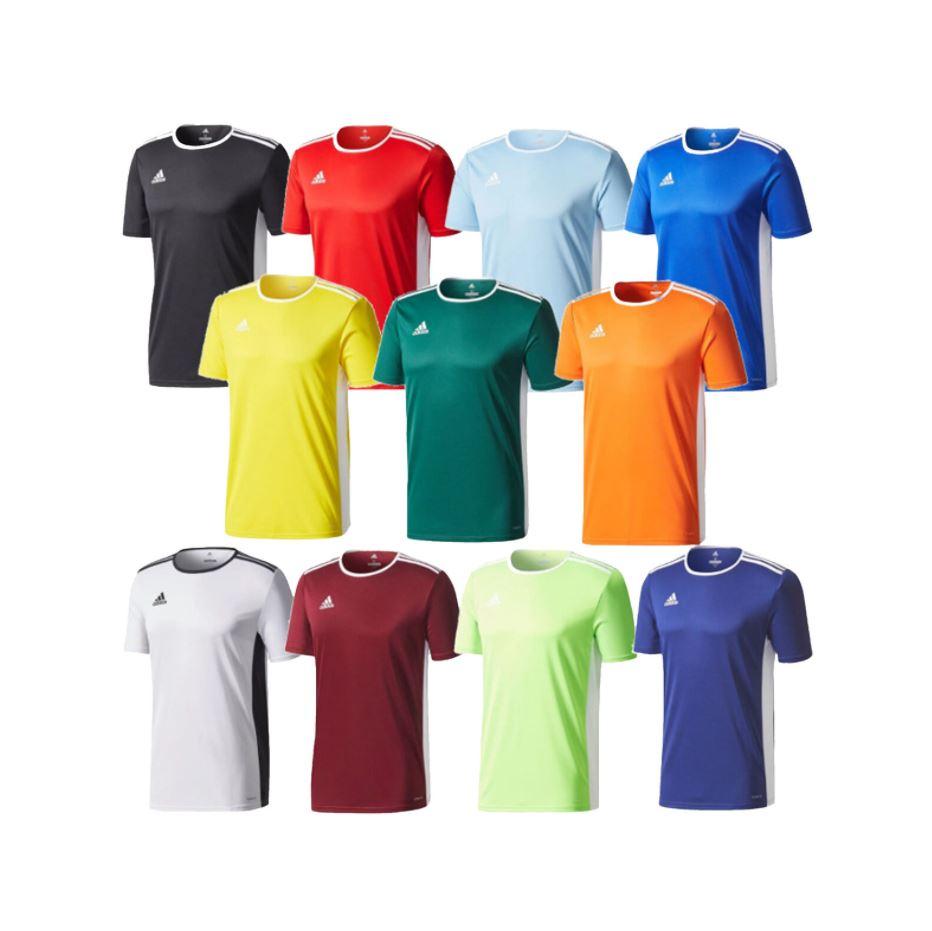 Bild zu adidas Performance Entrada 18 Trikot Sportshirt Herren für 10,80€ (VG: 14,90€)