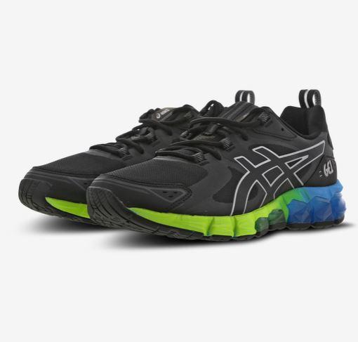 Bild zu Asics Gel Quantum 180-6 Schuhe in Black-Blue-Green oder Black-Yellow-Blue (Gr.: 40 – 45) für 69,99€ (VG: 88,99€)