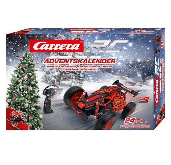 Bild zu Carrera RC Adventskalender – 2,4 GHz Buggy aus 24 Bauteilen für 25,99€ (VG: 35,98€)