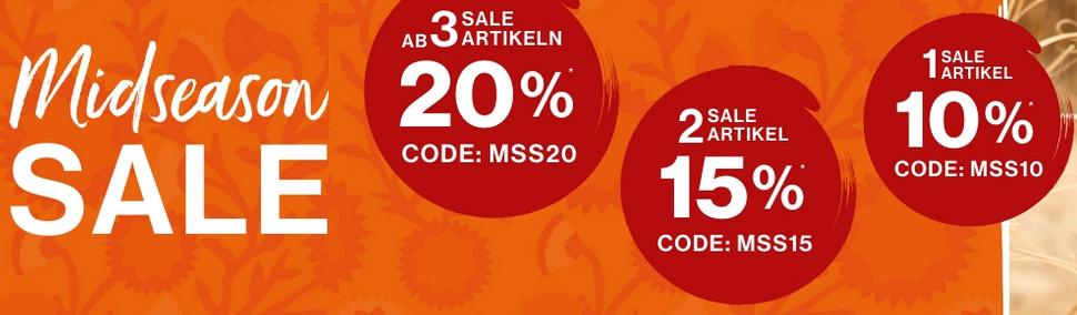 Bild zu Deerberg: Bis zu 20% Rabatt auf die bereits reduzierten Artikel im Sale