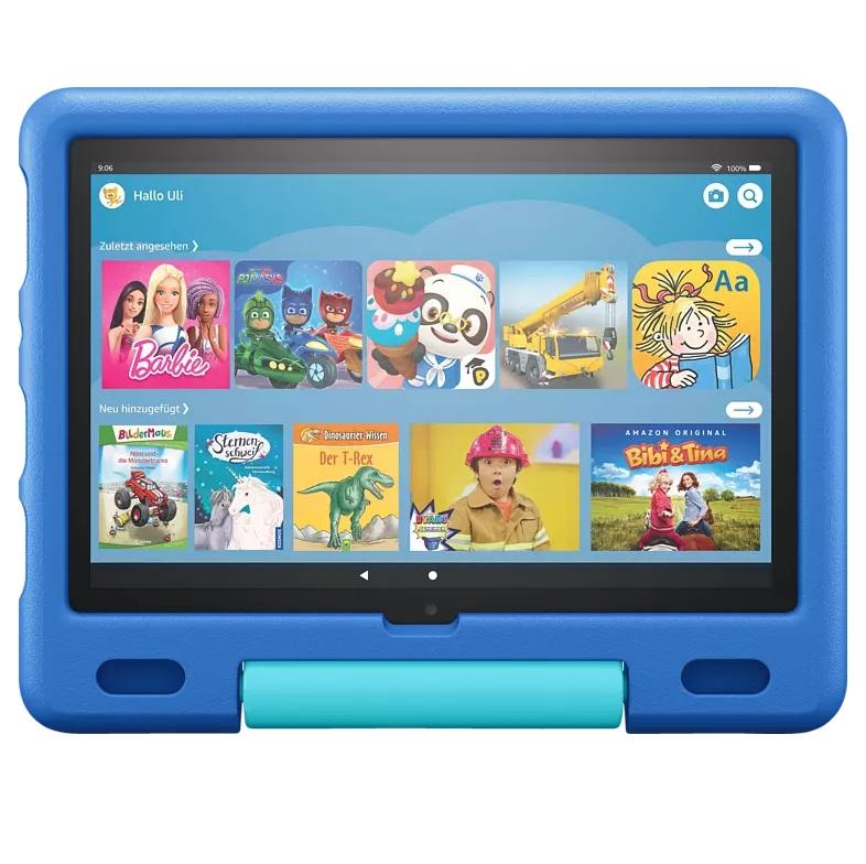 Bild zu 10,1 Zoll Tablet Amazon Fire HD 10 Kids (32 GB) für 119,99€ (Vergleich: 138,99€)