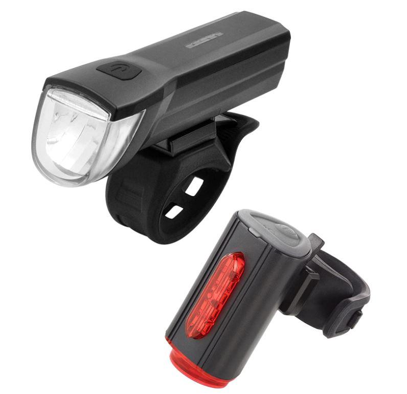 Bild zu FISCHER USB Beleuchtungs-Set mit innovativer 360° Bodenleuchte für 16,99€ (VG: 21,98€)