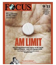 Bild zu 6 Monate (26 Ausgaben) Focus für 132,60€ + 130€ Amazon.de Gutschein als Prämie
