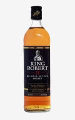 Bild zu 3 Flaschen King Robert II Blended Scotch Whisky (je 1 Liter, 43% Vol.) für 34,50€ (Vergleich: 45,61€)