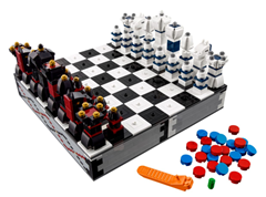 Bild zu [Schnell] LEGO 40174 Iconic – Schachspiel für 58,49€ (Vergleich: 81,48€)