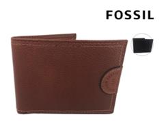 Bild zu Fossil Herren Leder-Portemonnaie in braun oder schwarz für je 8€