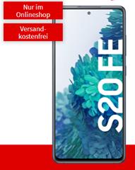 Bild zu SAMSUNG Galaxy S20 FE 128GB für 1€ (VG: 459€) + o2 Blue All-In M 12GB LTE Tarif (inkl. SMS und Sprachflat) für 19,99€/Monat